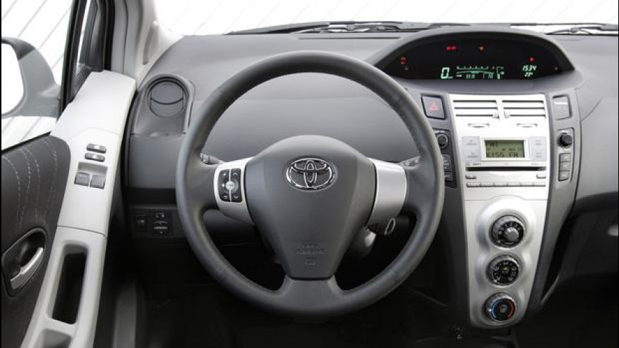 Richiamo Toyota per 7,43 mln di auto