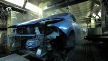 Nissan Leaf in produzione