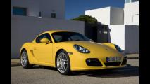Nuova Porsche Cayman S