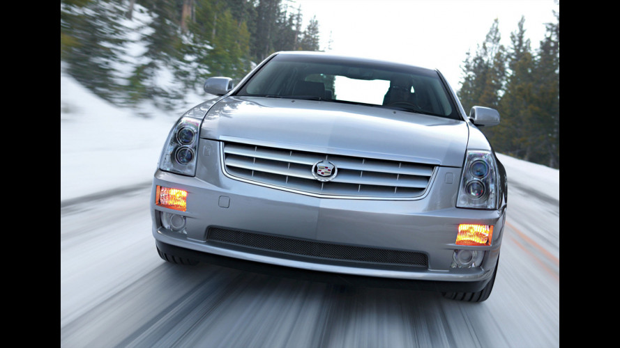 Cadillac STS AWD