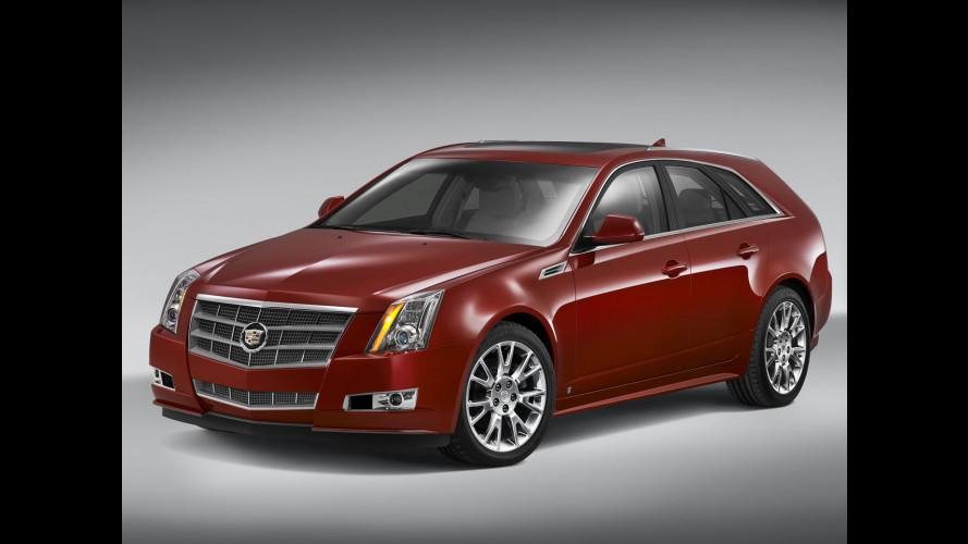 La nuova Cadillac CTS Sport Wagon