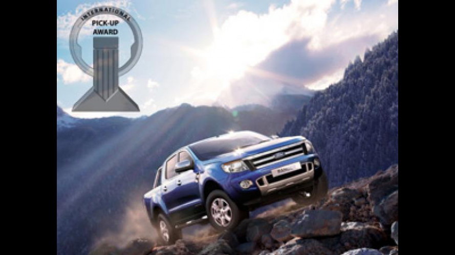 Ford Ranger è Pick-Up dell'Anno 2013