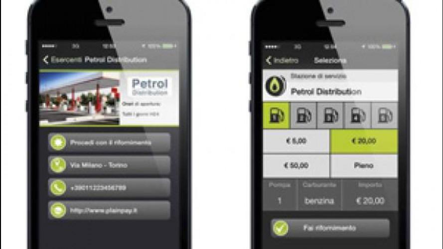 Self 3.0, il pieno all'auto adesso si fa con lo smartphone