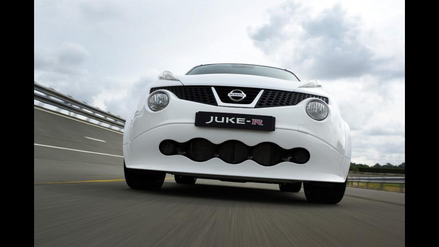 """Nissan Juke R e Nismo in """"Ashphalt 7: Heat"""""""