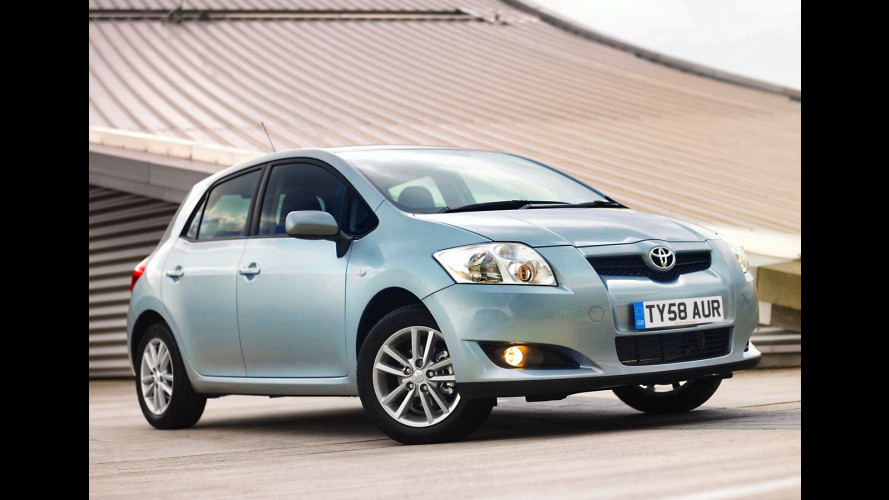 Toyota Auris 1.3 Optimal Drive da 101 CV
