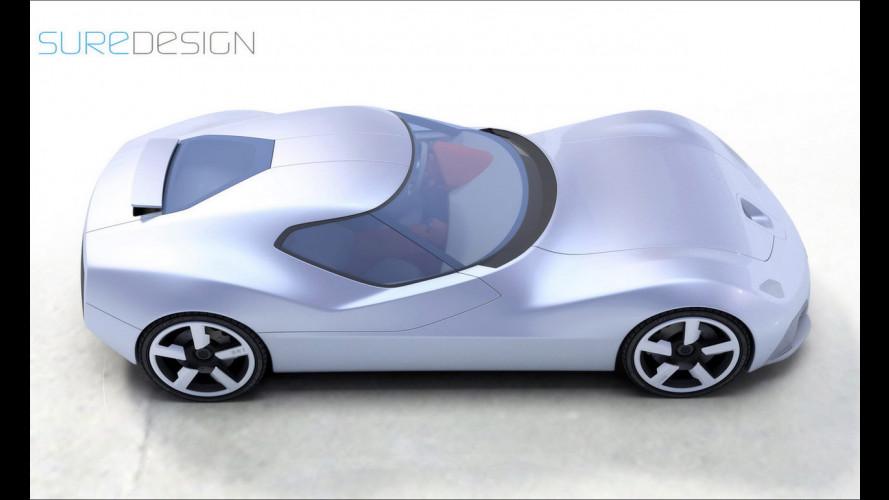 Dalla Toyota 2000GT è nato il 2000SR concept