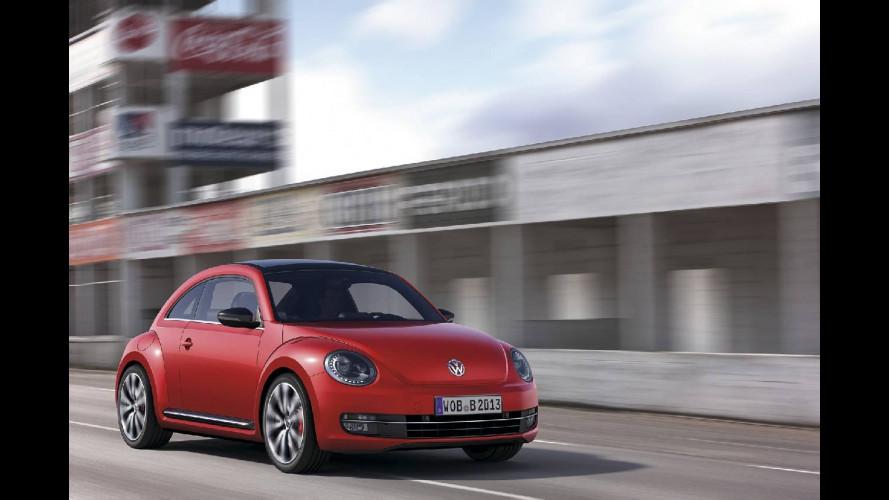 Volkswagen New Beetle, la storia