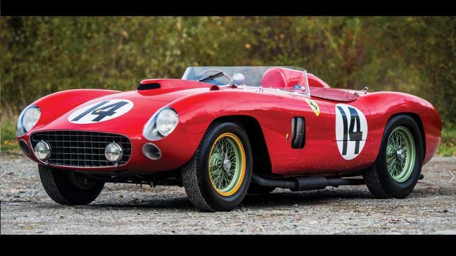 Record bientôt battu pour cette Ferrari 290 MM 1956 ex-Fangio ?