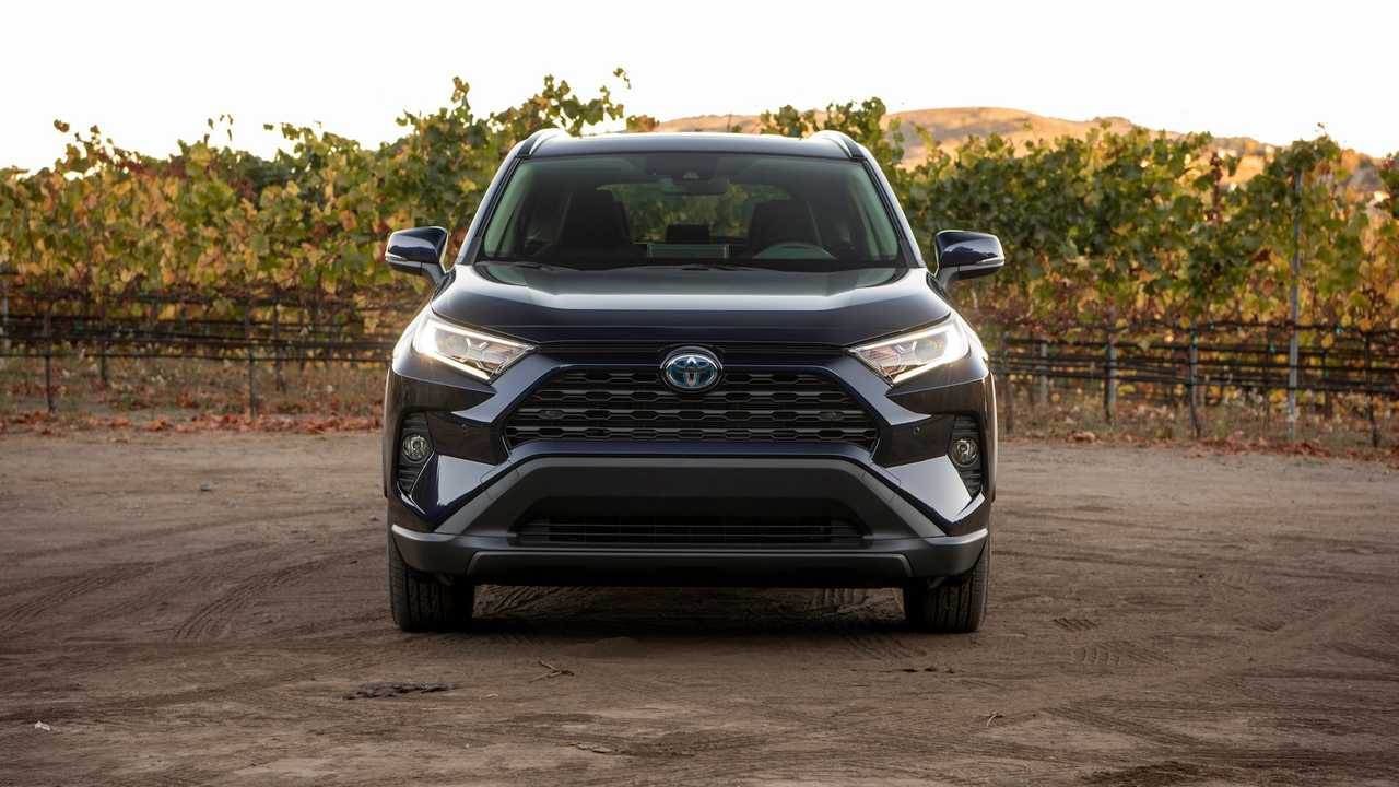 2019 Toyota Rav4 Hybrid First Drive Electric Boogaloo
