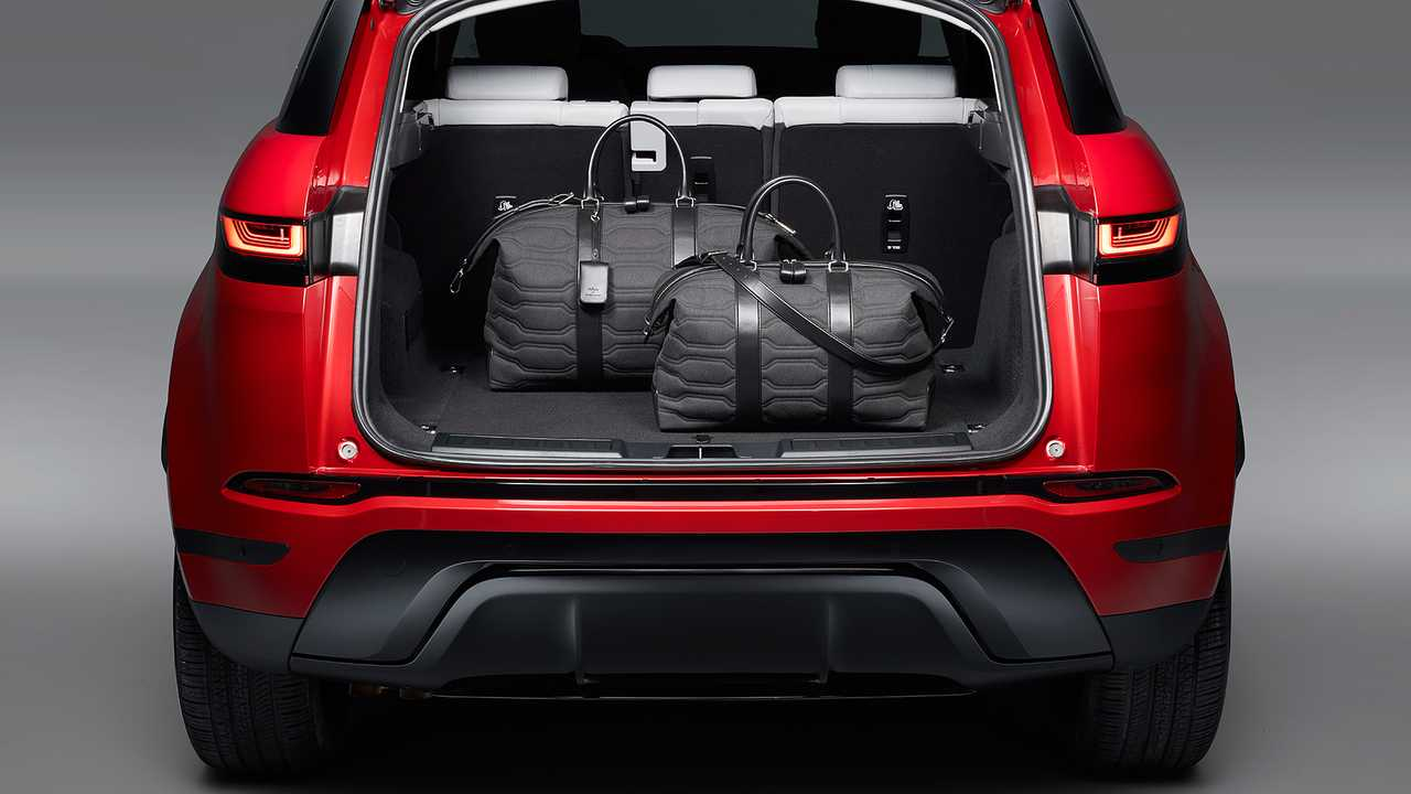 Oficial Novo Range Rover Evoque 2020 Cresce E Se Eletrifica