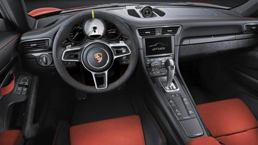 Porsche 911 GT3 RS Nardo pisti