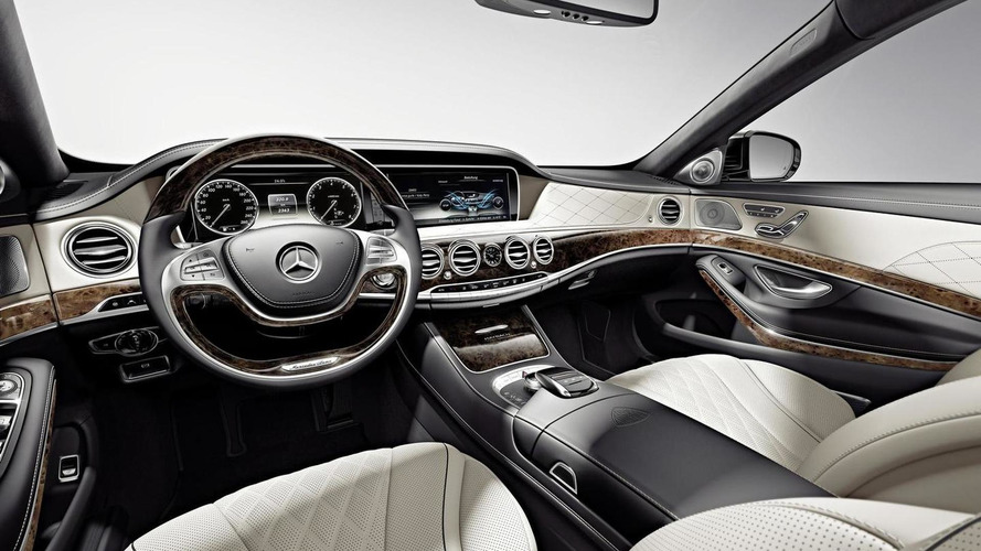 Mercedes-Maybach S-Class officially unveiled at Los Angeles Auto Show