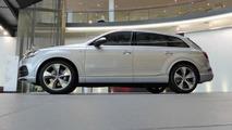 2015 Audi Q7 Florett Silver Metallic