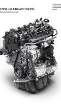 Audi 2.0 TFSI engine for 2016 A4