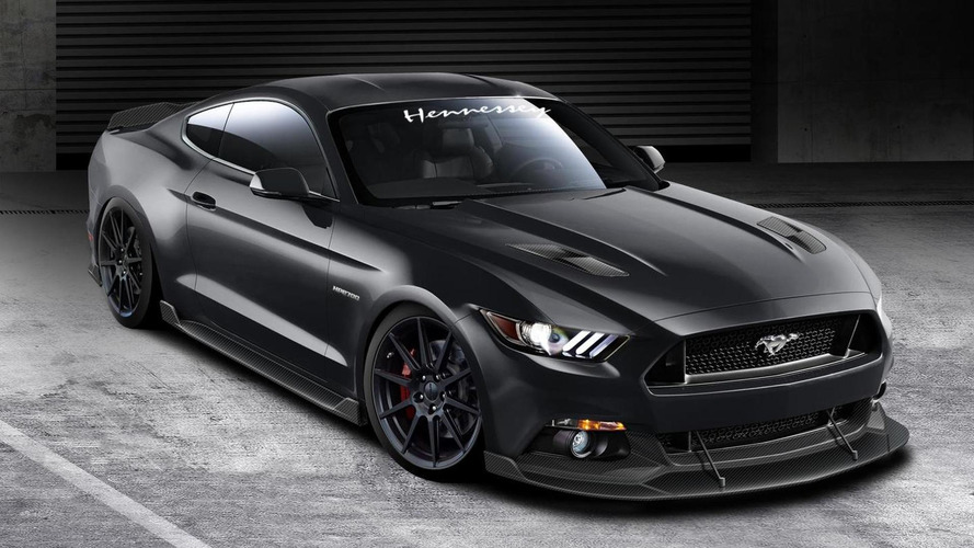Hennessey tunes 2015 Ford Mustang to 717 bhp