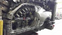 2016 Chevrolet Camaro side profile