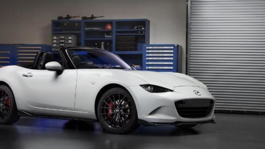 Mazda MX-5 accessories design concept debuts in Chicago with 155 bhp 2.0-liter SKYACTIV-G engine