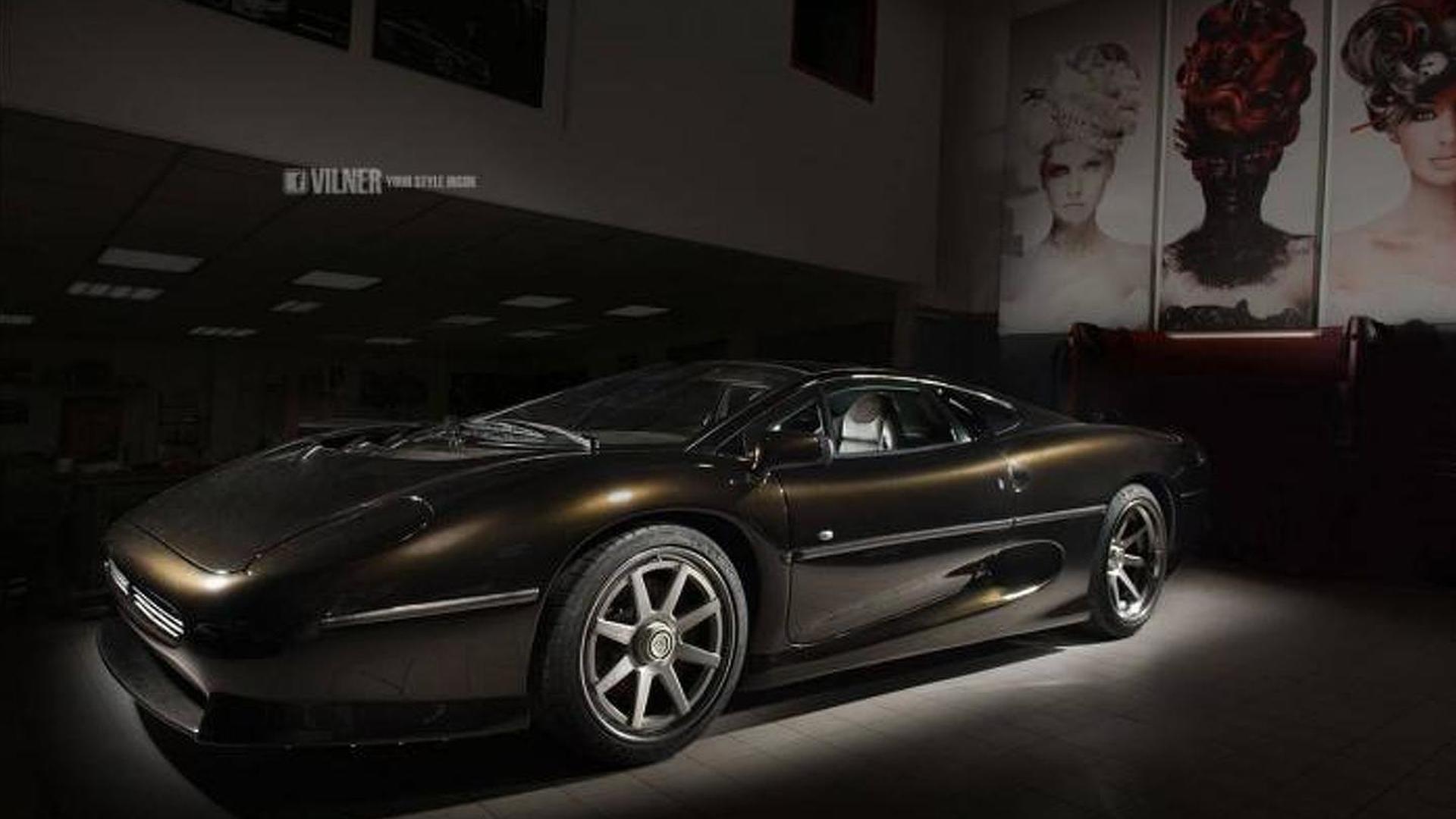 Vilner Jaguar Xj220 601489