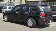 Alfa Romeo SUV spy photo