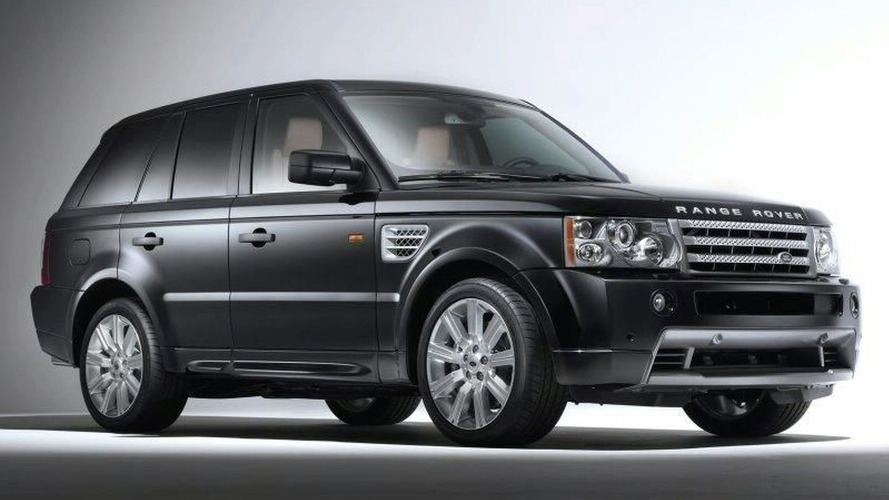 Range Rover Sport LE Announced