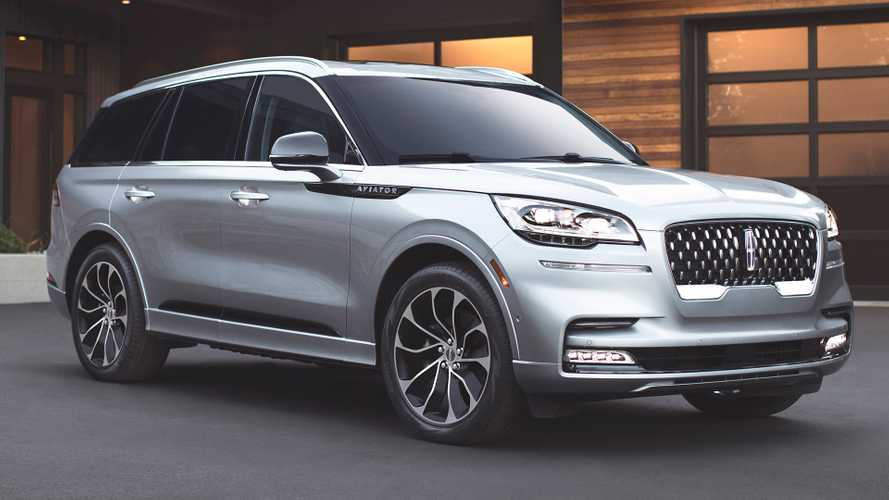 2020 Lincoln Aviator is another big SUV for America