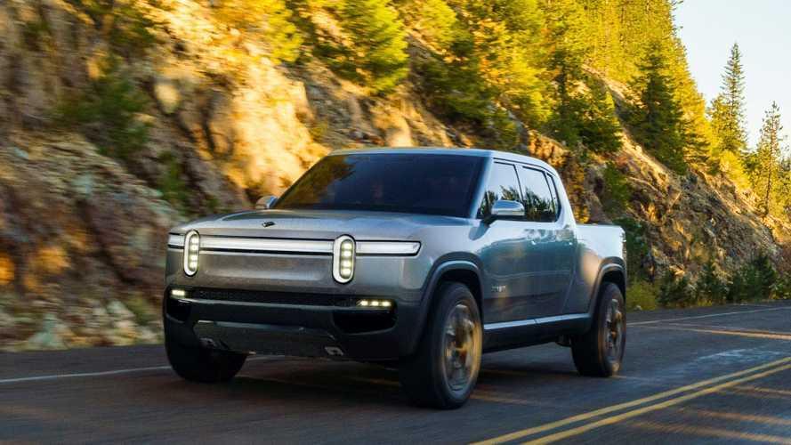 Elektrikli pick-up Rivian R1T tanıtıldı