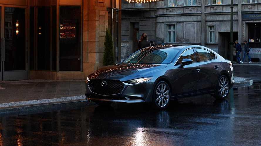 Látványos formavilággal debütált a vadonatúj Mazda3