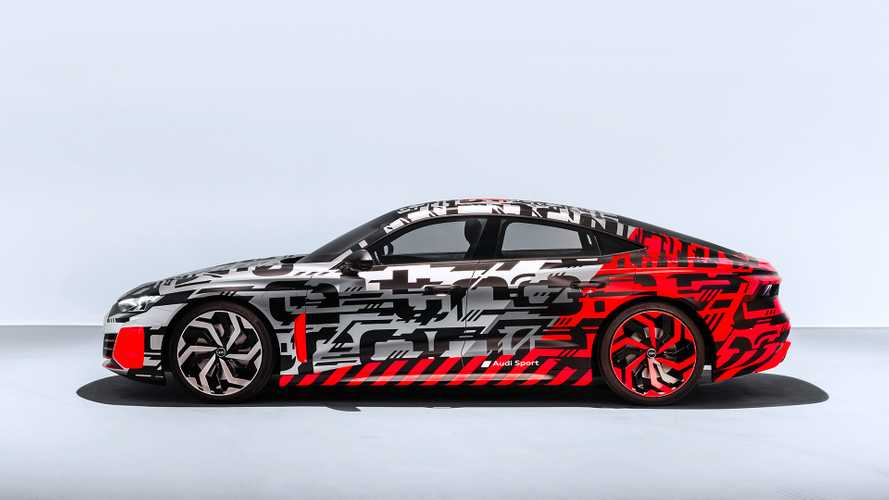 Audi e-tron GT concept: Erste Bilder