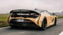 Novitec Modifiyeli McLaren 720S N-Largo