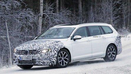 2019 Volkswagen Passat Variant karda görüntülendi