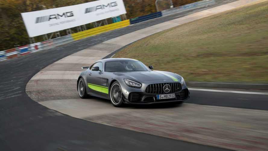 La prochaine Mercedes-AMG GT passera à l'hybride et aux quatre roues motrices
