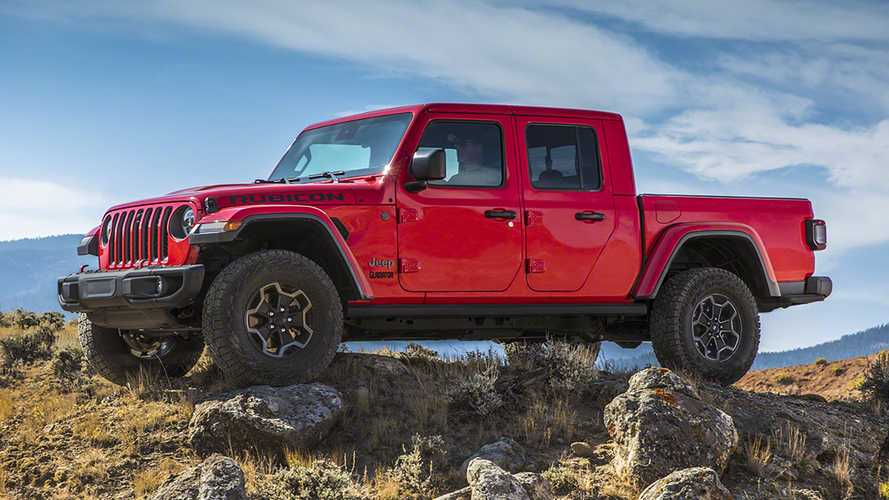 2020 Jeep Gladiator Debuts: Wrangler Truck With Off-Road Chops