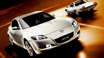 Mazda RX-8 Rotary Engine 40th Anniversary Edition