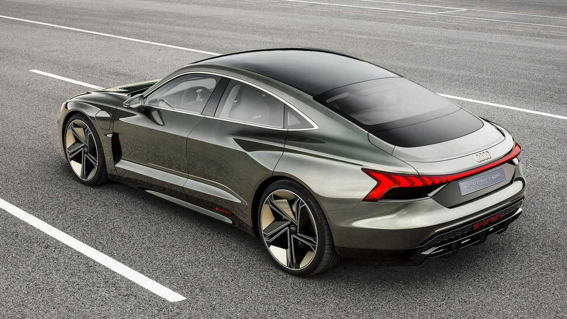 2021 - [Audi] E-Tron GT 2019-audi-e-tron-gt-concept