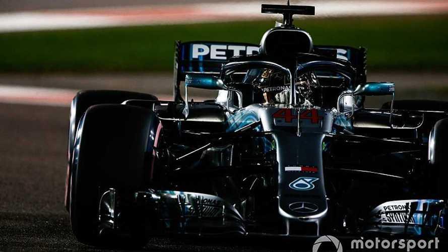 F1: Hamilton fecha temporada com nova vitória no GP de Abu Dhabi