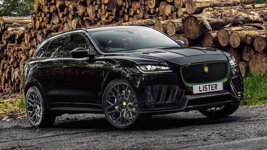 Jaguar-based Lister Stealth revealed, dubbed 'Britain's fastest SUV'