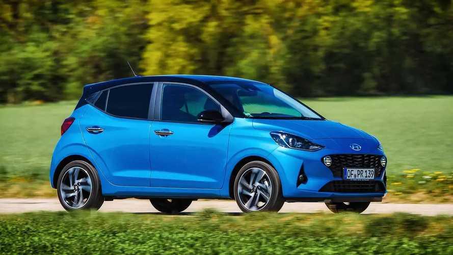 Hyundai i10 (2020) im Test