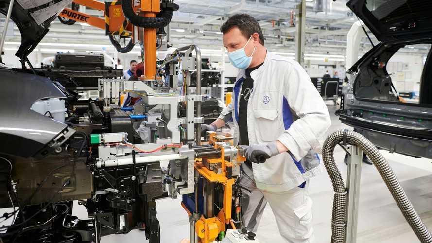 Volkswagen увеличил инвестиции в твердотельные аккумуляторы