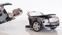 YouTube Diecast Bentley Mulsanne Restoration