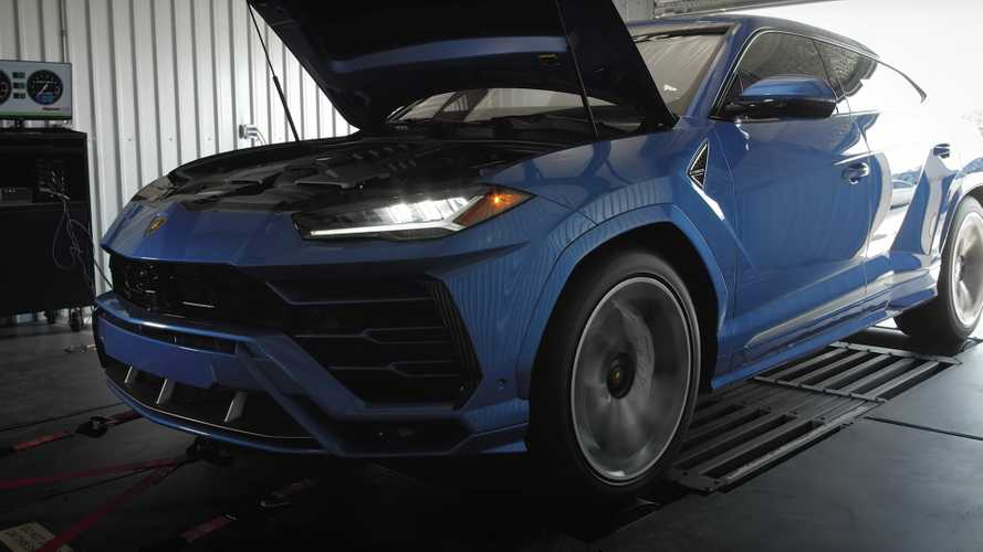 Hennessey Lamborghini Urus Hits The Dyno, Shows Big Power