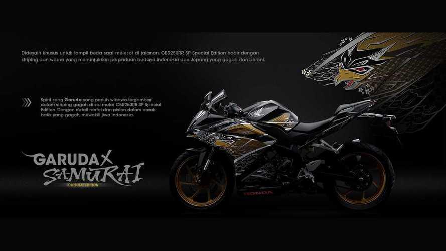 Honda CBR250RR SP Garuda x Samurai Edition