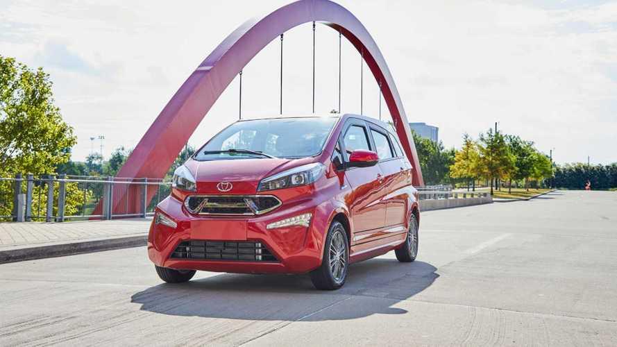 Kandi Raises $100 Million, Hints At A Sporty EV