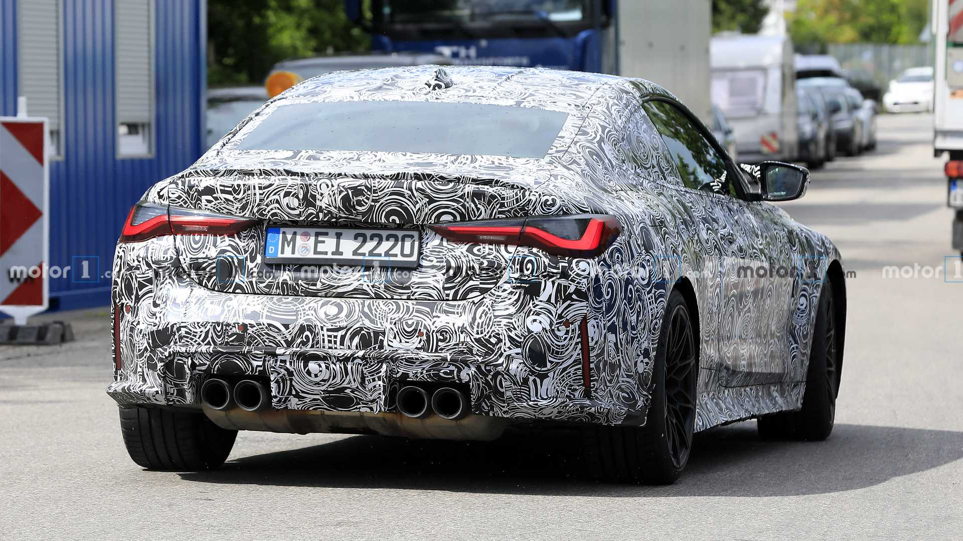 2021-bmw-m​4-spy-phot​o