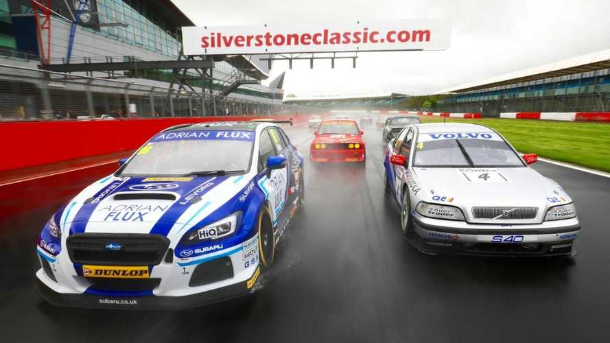 Stellar Silverstone Classic line-up to mark BTCC 60th anniversary