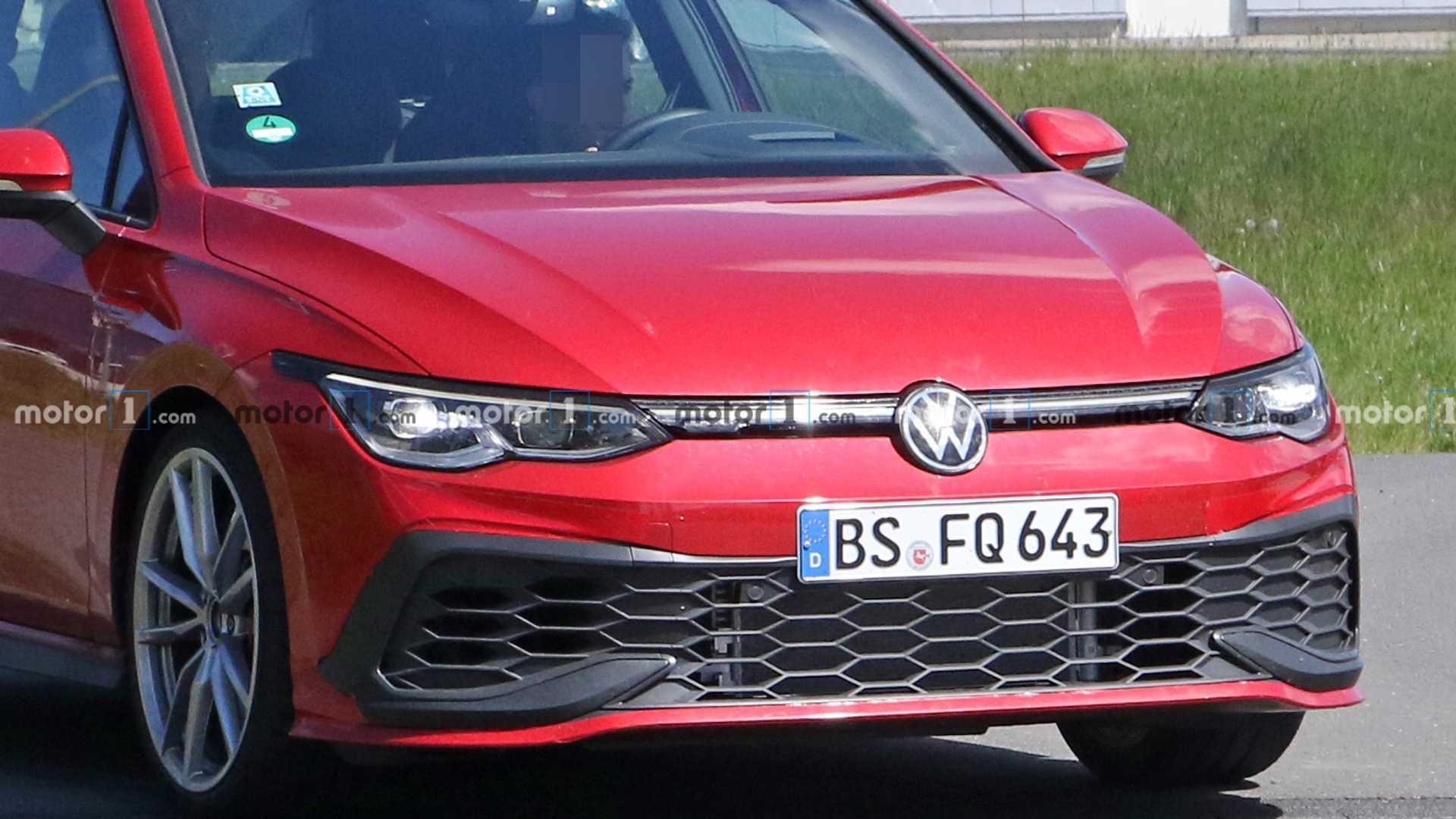 Volkswagen Golf 8 (2019) 29