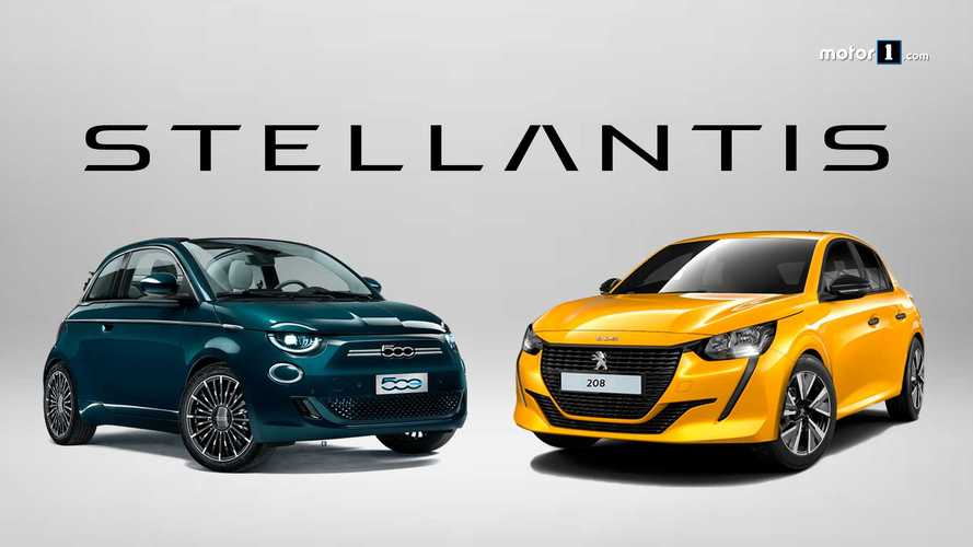 Stellantis: The Weird New Name For FCA And Groupe PSA