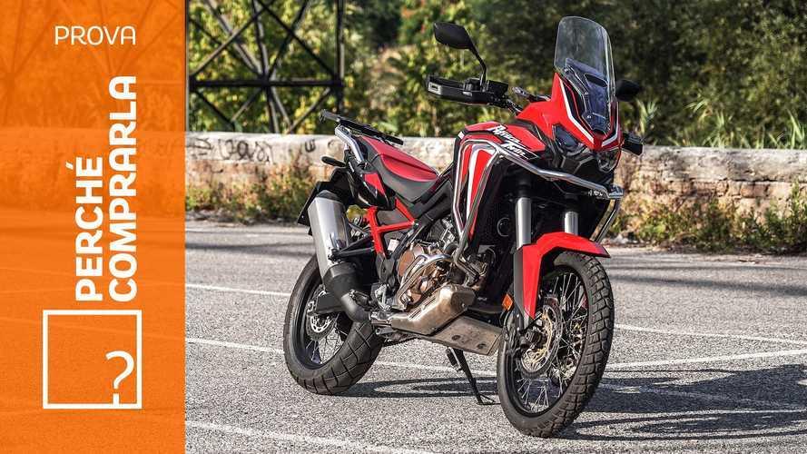 Honda CRF1100L Africa Twin (2020) | Perché comprarla... E perché no