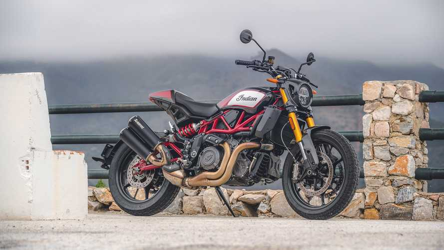 "Indian FTR Carbon, arriva la tracker ""premium"" [VIDEO]"