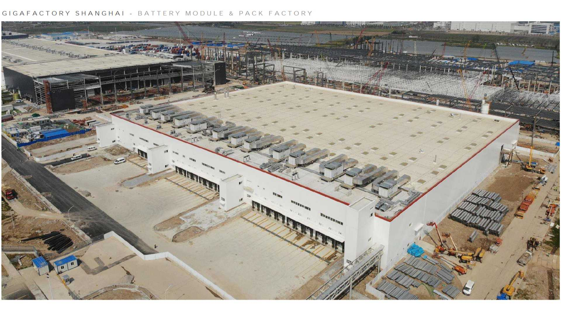 Tesla reportedly building UK plant which may or may not be a Gigafactory