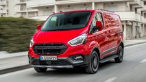 Ford Transit Trail ve Transit Custom Trail